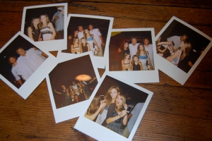 party polaroid pix by mikey