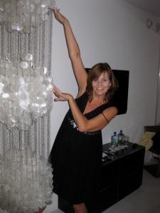 groovy chandelier