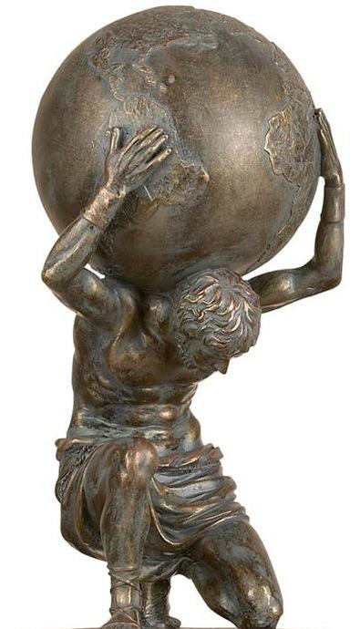 Atlas_Holding_Globe_Statue